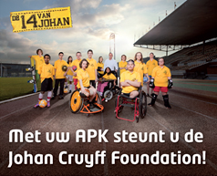 Johan Cruyff Foundation foto