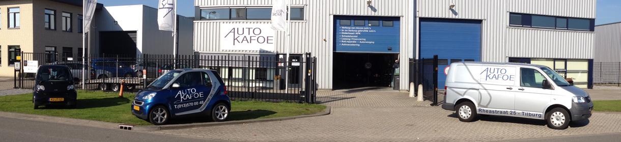 Home Autokafoe V O F In Tilburg