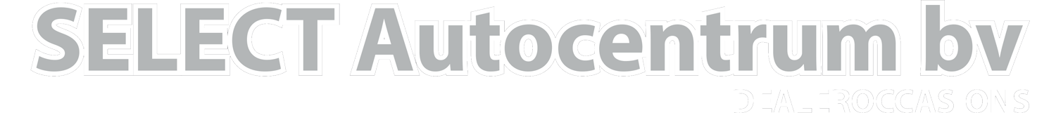 Select Autocentrum bv Logo