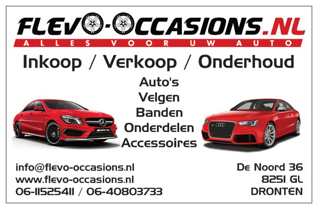 Over Ons Flevo Occasions